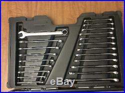 Matco Silver Eagle SABSE100P 100 Piece SAE Metric 1/4 & 3/8 Drive Tool Set