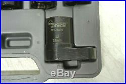 Matco/Silver Eagle SS7KA 7 Piece O2 Oxygen Sensor Socket Set withCase