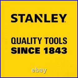 Mechanic Tool Socket Set Drive Black Laser Etched SAE & Metric 1/4 in. & 3/8 in