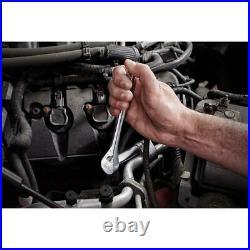 Metric Ratchet Socket Mechanics Tool Set PACKOUT Case 32 Piece 3/8 in. Drive