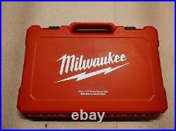 Milwaukee 50pc. 1/4 Drive Socket Set #48-22-9004 SAE / Metric