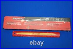 NEW 2020 Snap-On Tools 5 Piece 1/2 Drive Knurled Extension Set 305ASX