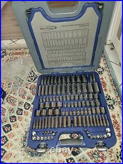 NEW Blue Point 155 Piece SAE / Metric General Service Set