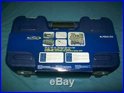 NEW Blue-Point BLPGSS1233 1/2 drive Ratchet Socket Set 33pc SAE Metric SET