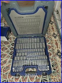 NEW Blue Point Sold By Snap On 155 Piece SAE / Metric General Service Set