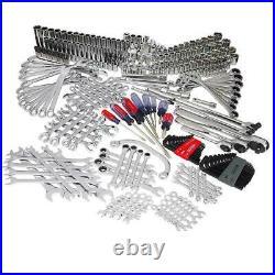 NEW Craftsman 302-pc Mechanics Service Tool Set 90T Ratchets, Metric/SAE 998878