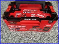 NEW Craftsman CMMT99206 216-Piece SAE & Metric Versastack Mechanics Tool Set