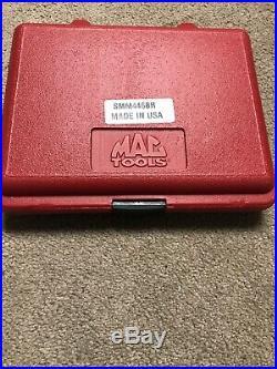 NEW MAC Tools 44 PIECE SOCKET SET SMM446BR 1/4 DRIVE STD & METRIC SHALLOW & DEEP