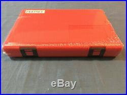 NEW Snap-On 1/4 3/8 dr SAE Metric Allen Hex Torx Socket driver 236EFSET Sealed