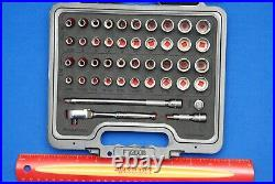 NEW Snap-On 44 Piece 1/4 Drive 6-Point Metric and SAE General Service Set