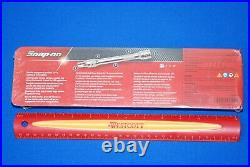 NEW Snap-On Tools 3 Piece 3/8 Drive Locking Wobble Extension Set 203FXWKL