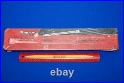NEW Snap-On Tools 5 Piece 1/2 Drive Knurled Wobble Extension Set 305ASXW