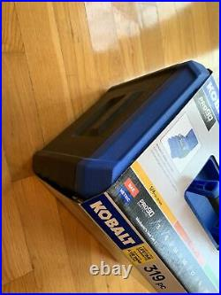 NIB Lowes Largest Kobalt Ratchet Tool Set 319-Piece Standard/Metric LifeWrnty