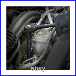 Neiko 02446A Impact Socket Set 1/2 Drive Master Standard SAE Metric 35 Piece New