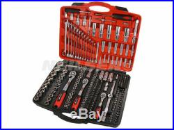 Neilsen Professional 219 Pc 1/4 3/8 & 1/2 Socket Set CT3748