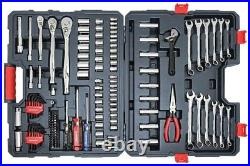 New Lot Of (2) Crescent Ctk148mpn Tool Sets-148 Pc Tool Sets And Case Sale