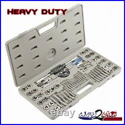 SAE Metric Tap Die Set Dirt Bike PWC ATV Standard Screw Extractor Thread Kit