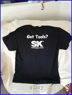 SK Hand Tools 91848 48pc 1/4 Dr. Deep/Standard Metric/Fractional Socket Set