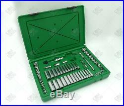 SK Hand Tools 91860 60pc 1/4 Dr. Deep/Standard Metric/Fractional Socket Set