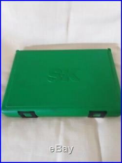 SK Hand Tools 94549 49pc 3/8 Dr. 6pt Deep/Standard Metric/Fractional Socket Set
