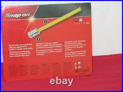 SNAP ON TOOLS 6 pc 3/8 Drive Metric Extra-Long Allen Key/Hex Bit Socket Set