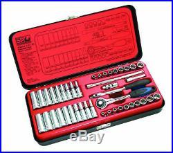 SP Tools SP20101 Socket Set 1/4in Drive 43 Piece