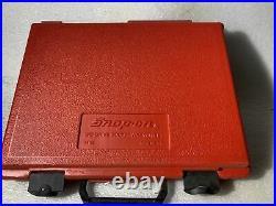 Snap On 206AFSP 6-piece 3/8 drive Ratchet& extension set 206afsp