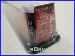 Snap On 3/8 Shallow Socket Set 8-19mm (Incl. VAT) 212FSMY