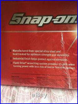 Snap On Tools 312IMS Imperial Impact Sockets 1/2 Drive BNIB Rare 1/2 To 1-1/4