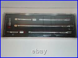 Snap On Tools 3/8 Drive 6Pc Extension Set 206AFXFMBR. NEW Sealed In Package