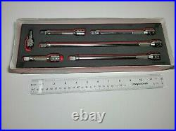 Snap On Tools 3/8 Drive 6Pc Extension Set 206AFXFMBR. New Open Box Never Used