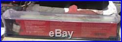 Snap-on 14pc 1/4 6-Point Metric Flank Drive Xtra Shallow Socket Set 4-15mm
