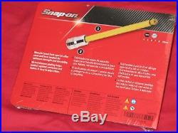 Snap-on Tools 3/8 Drive 6 Pc Long Metric Ball End Allen Key Hex Bit Socket Set