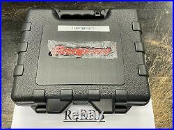 Snap-on Tools NEW 44pc 1/4 Drive FDX METRIC SAE General Service Set 144YTMPBFR