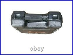 Snap on tools 1/4 DRIVE Socket 44pc General FDX METRIC & SAE SET New SS203506