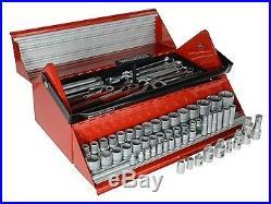 Teng TC187 Mega Rosso Tool Kit Set of 187 1/4, 3/8 & 1/2in TENTC187