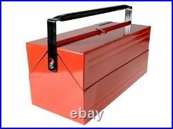 Teng Tc187 Mega Rosso 187 Piece Tool Kit In Cantilever Tool Box 1/4 3/8 1/2 Set