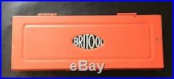 Vintage Britool 10 Piece Socket Set EBM Series Vintage/Collectable Unused