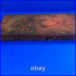Vintage Rare Britool 1/2 Drive Metric Whitworth A/F Master Socket Set NA760C