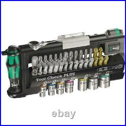 Wera 05056491001 Tool-Check Plus Imperial 39 Pieces