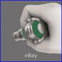 Wera 8100 SA 4 Zyklop Socket Wrench Set 1/4 Drive SAE 41 Pieces 05003535001