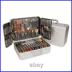 Xcelite TCA100ST Service Tool Kit with Aluminum Case, Hand Tools